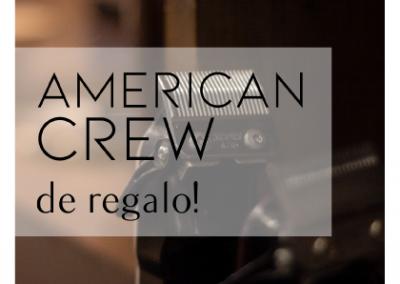 American Crew de regal